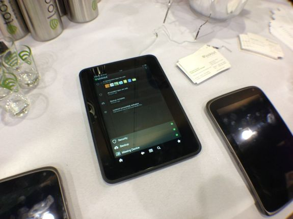 LookOut Mobile Kindle Fire - 1