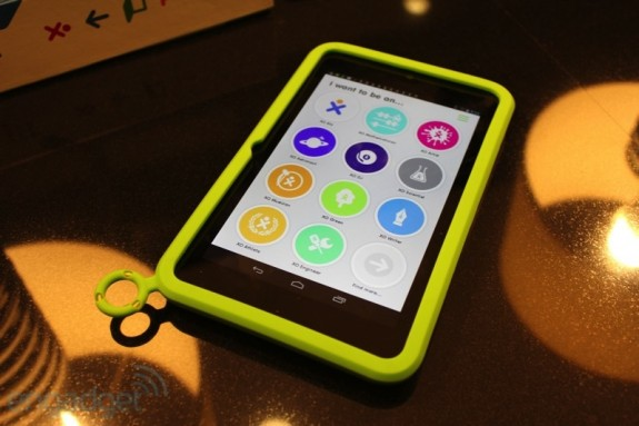 OLPC 7″ Android XO Tablet