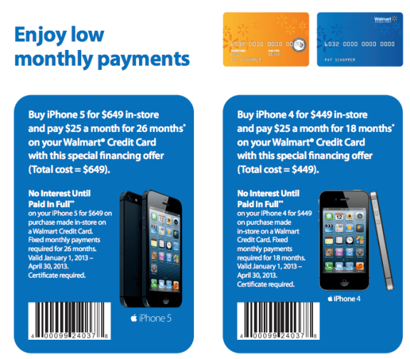 Straight Talk iPhone 5 payment plan