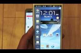 Video thumbnail for youtube video Galaxy S3 Android 4.1.2 Update Eludes U.S. Customers