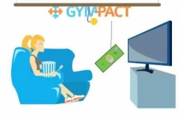 Video thumbnail for youtube video GymPact Pays You to Get in Shape