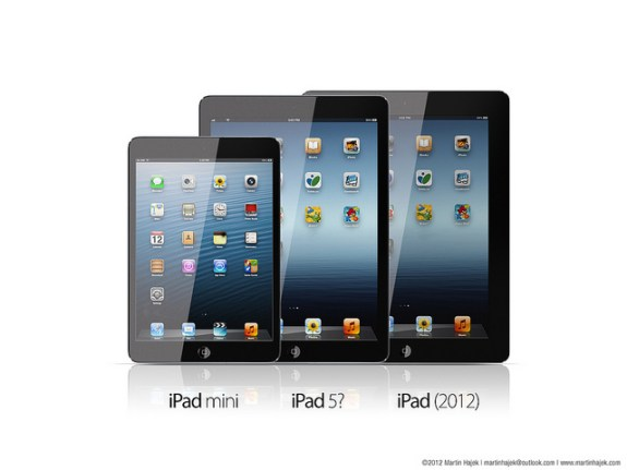 ipad 5 mock up
