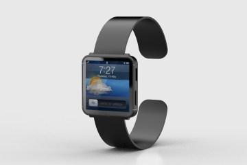Apple iwatch Render - 7