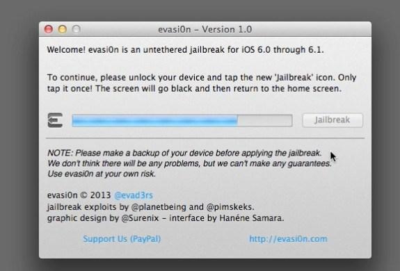 How to evasi0n iOS 6.1 Jailbreak - 6