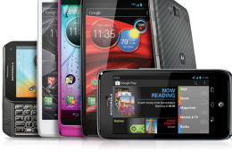 Score $50 in Google Play Store credit with the purchase of a Motorola Smartphone.