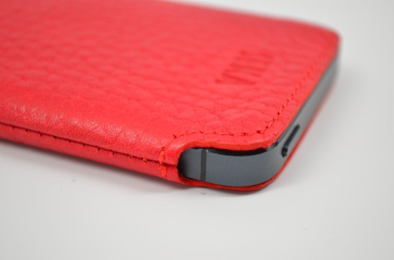 Sena Ultraslim Leather iPhone 5 Case review - 5