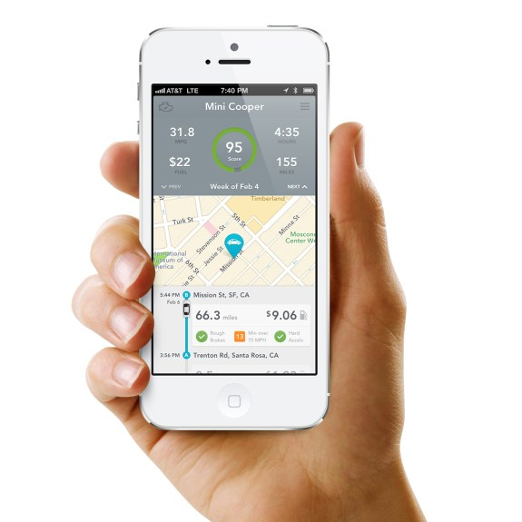 The Automatic app is an affordable way to upgrade your car.
