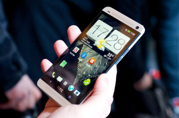 The AT&T HTC One will evidently go up for pre-order this week.