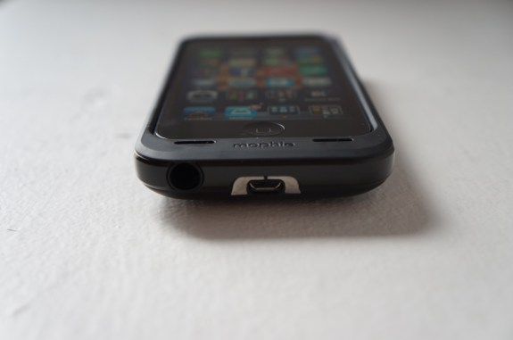 Mophie Juice Pack Air for iPhone 5 4