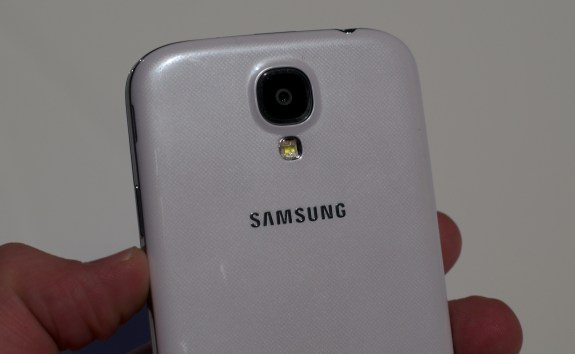 The Galaxy S4 goes on pre-order at one retailer tomorrow.