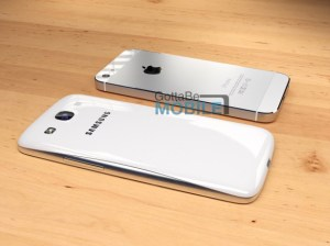 A Galaxy S4 price will likely mirror the iPhone 5's.