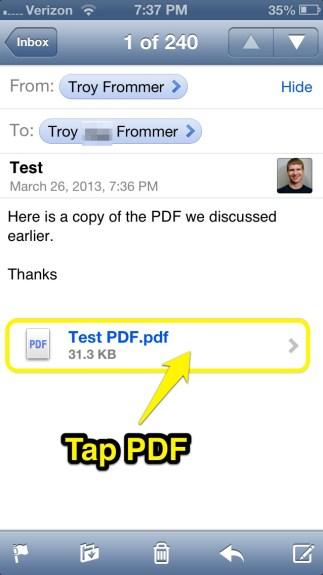 Tap PDF