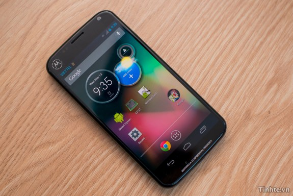 Motorola says that the Moto X is the first smartphone that users can design themselves.