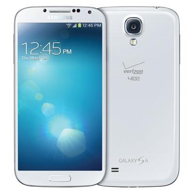 The Verizon Galaxy S4 will arrive in May for an unknown price.