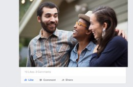 Facebook for iPad new News Feed