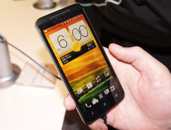 Sprint's HTC EVO 4G LTE could be one of the first to get the updates in the U.S.