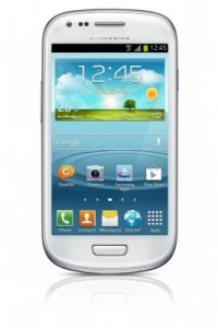 The Galaxy S3 Mini arrived in the U.S. under different names.