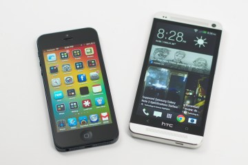 The iPhone 5 and the HTC One offer a premium smartphone experience thanks to great build quality and mature software, but which one should you buy?