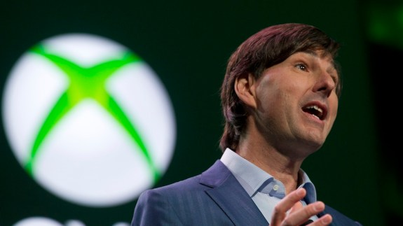 Don Mattrick Xbox One