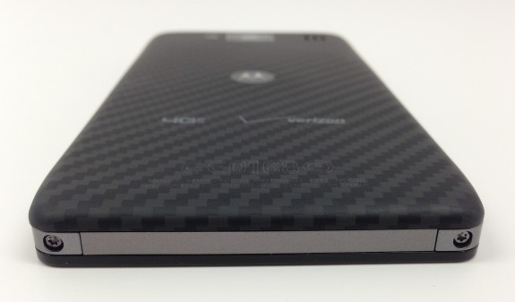 The X Phone could replace the Droid RAZR HD, seen here.