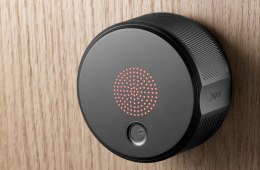 The August Smart Lock.
