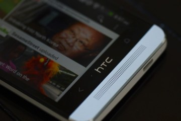 The HTC One Mini is said to be smaller version of the HTC One.