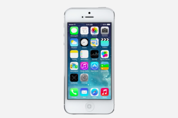 iOS 7 will be out later this year, likely alongside the iPhone 5S.