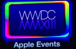 Watch WWDC 2013 Keynote lIve