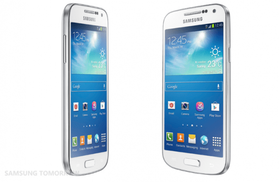 The Samsung Galaxy S4 Mini will likely be pitted against the HTC One Mini.