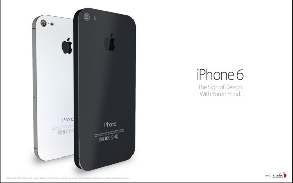A new take on a familiar design with this iPhone 6 concept.