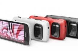 Nokia 808 with 41-megapixel camera