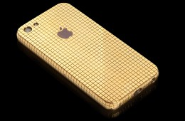 This solid gold iPhone 5 can be yours for only $75,000.