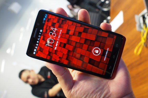 The Motorola Droid Ultra