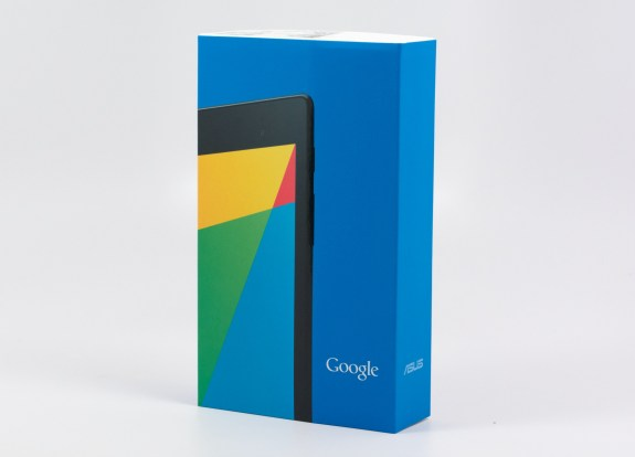 The new Nexus 7 unboxing shows off the new design and what comes with the Nexus 7 (2013) model.