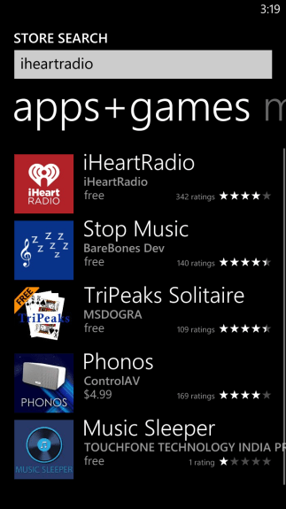 how to intall apps on windows phone 11
