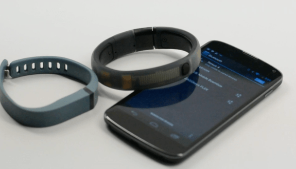 Bluetooth LE support in Android 4.3 should pave the way for more wearables and fitness accessories.