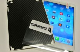protect ipad mini with screen protector and skin