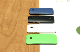 Moto X Color Options