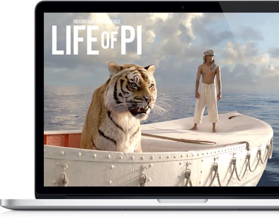 Expect the OS X Mavericks release date near a new MacBook Pro Retina.