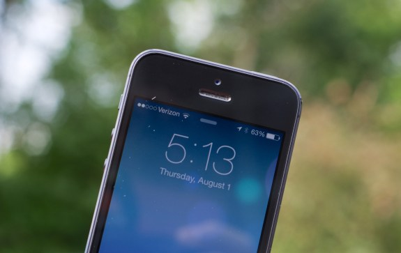 The iPhone 5S display may feature new tech, but will likely stay at 4-inches.