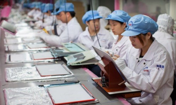 Apple-Foxconn-China
