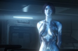 Cortana is the name for an artificial intelligence construct in Microsoft's Halo franchise.