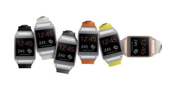 The Galaxy Gear is a great Note 3 companion.