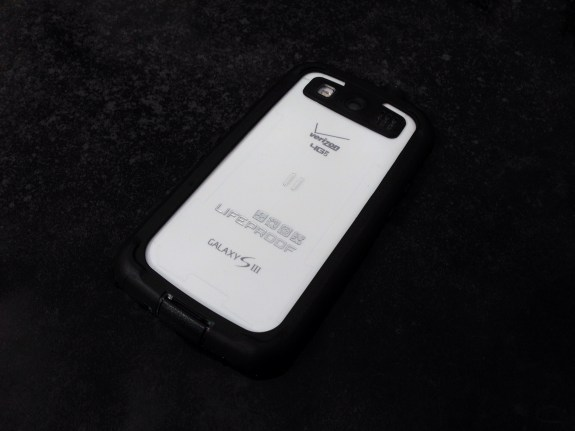 Lifeproof nuud Galaxy S3 case review - 6