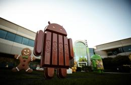 Android 4.4 KitKat is Google's next version of Android.