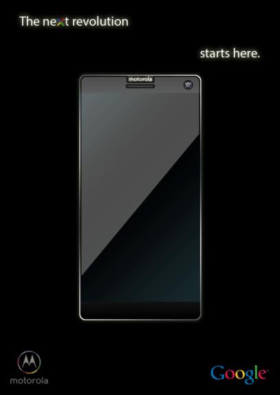 This Motorola Nexus concept shows what a Motorola Nexus 5 could look like.