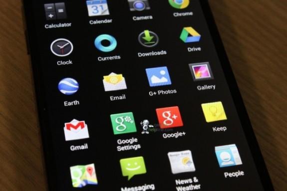 Android 4.4 Nexus 5