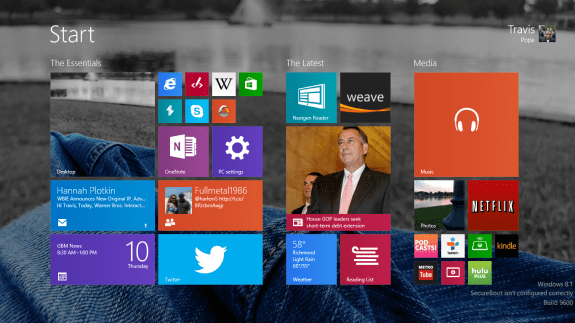 How to Add a Slideshow to the Lock Screen in Windows 8.1  (1)