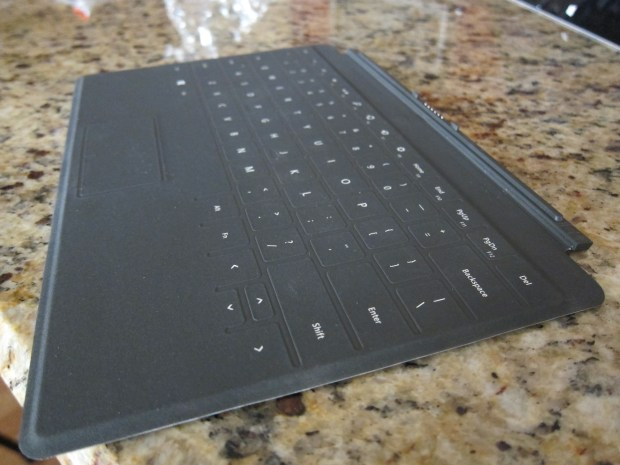 The Touch Cover 2 for Surface 2