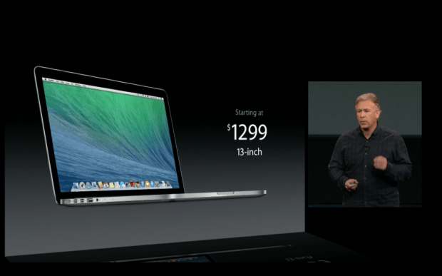The 13-inch MacBook Pro Retina late-2013 model is cheaper, thinner and delivers longer battery life.